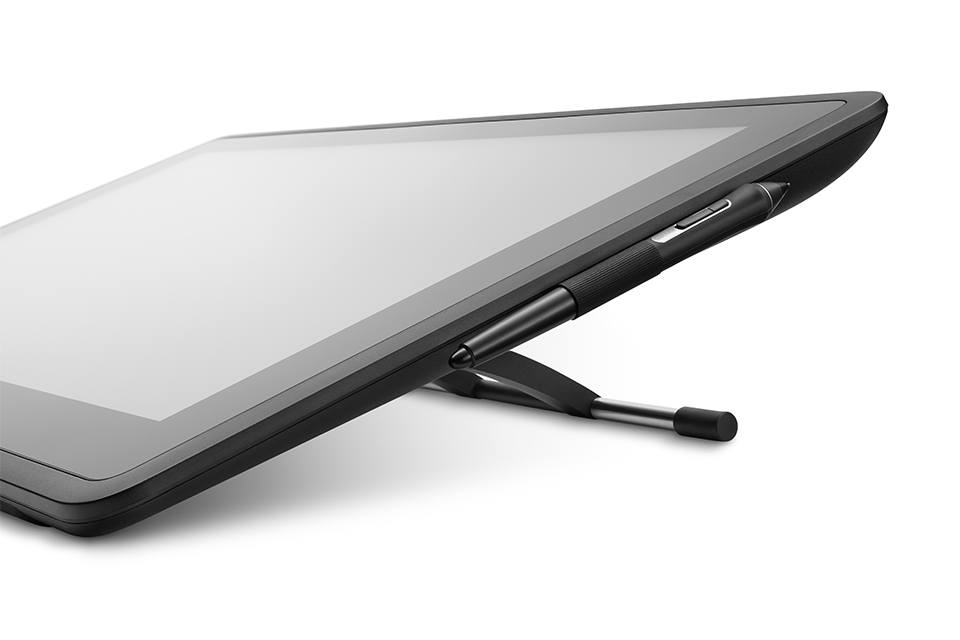 Wacom Cintiq 22 side view