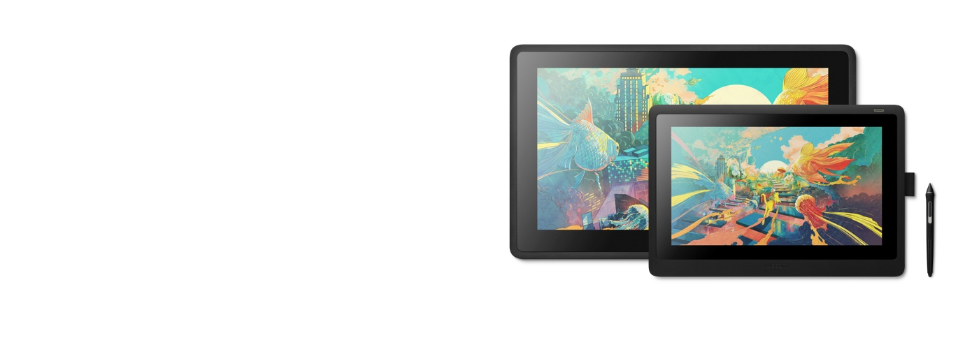 Wacom | Interactive Pen Displays & Tablet Styluses | Wacom
