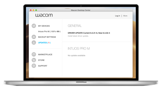wacom driver software download